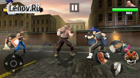 Super Power Warrior Fighting Legend Revenge Fight v 2.1 (Mod Money)