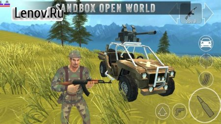 Last Battleground v 1.0.2 (Mod Money)