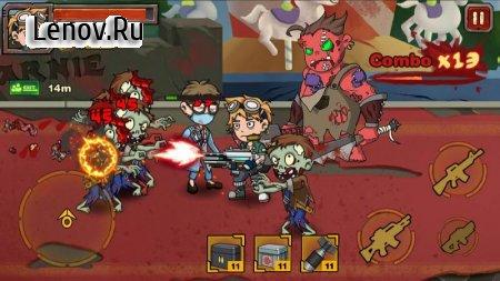 War of Zombies - Heroes v 1.1.0 (Mod Money)