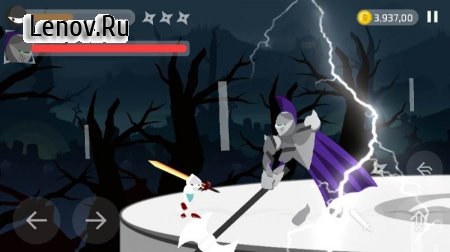 Ninja Knight v 2.0 (Mod Money)
