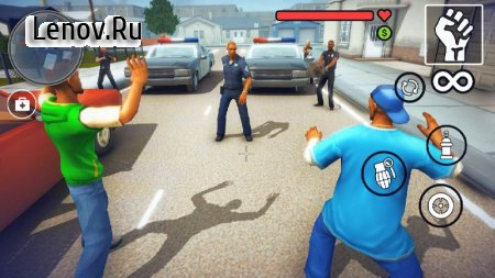 Grand Crime Stories: San Andreas v 1.9 (Mod Money)