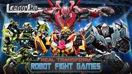 Robot Fighting Games: Real Transform Ring Fight 3D v 1.4 (Mod Money)