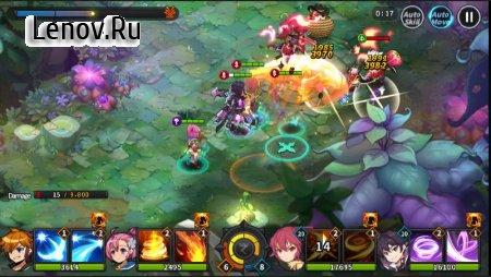 GrandChase v 1.9.18 (One Hit Kill/God Mode/Unlimited Skills)