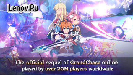 GrandChase v 1.1.4 (One Hit Kill/God Mode/Unlimited Skills)