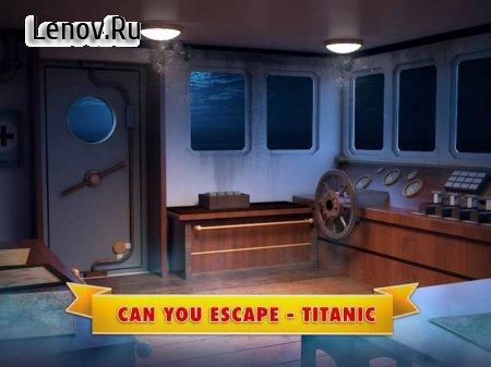 Can You Escape - Titanic v 1.0.7 Мод (Unlocked)