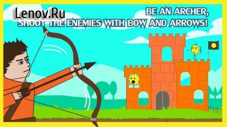 Bowmaster: Arrow Fight v 1.0.19 (Mod Money/Health)