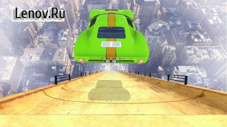 Mega Ramp - Tron Bike Extreme Stunts v 1.2 (Mod Money)