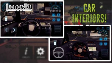 Modern Muscle: Real Car Driving Simulator v 5.3 (Mod Money)