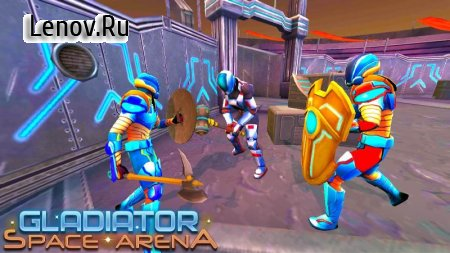 Gladiator Space Arena v 1.2.0 (Mod Money)