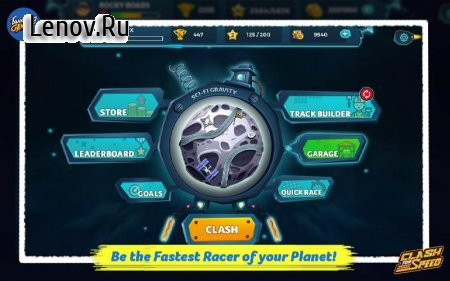 Clash for Speed – Xtreme Combat Racing v 1.1.3 (Mod Money)