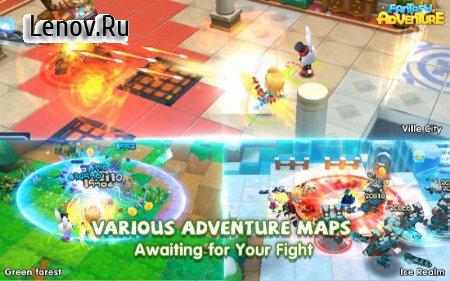 Fantasy Adventure Latest 3D RPG v 1.0.4 (X 10 DMG/GOD MOD)