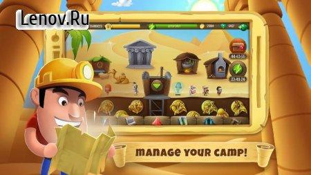 Diggy's Adventure v 1.5.153 Мод (много денег)