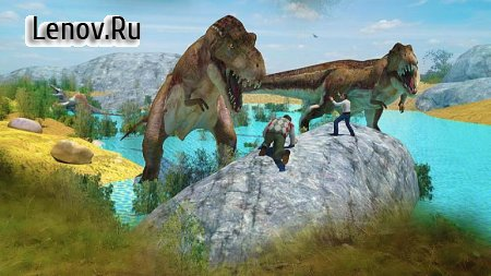 Dinosaur Hunter 2018: Dinosaur Games v 1.9 (Mod Money)