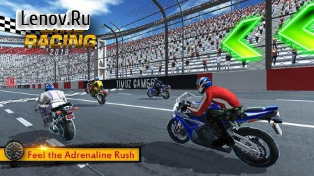 Bike Racing 2018 - Extreme Bike Race v 2.0 (Mod Money)