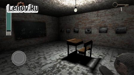 Slendrina: The School v 1.2 Мод (Invincible/Get Key/Fuse/Teddy)