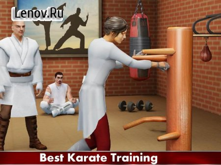 Royal Karate Training Kings: Kung Fu Fighting 2018 v 1.0.4 (Mod Money/No Ads)
