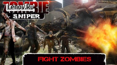 Zombie Sniper - Last Man Stand v 1.18 (Mod Money)
