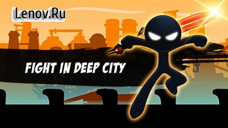 Urban Stickman Legends - Crazy Street Fight v 1.0 Мод (Unlimited Mana)