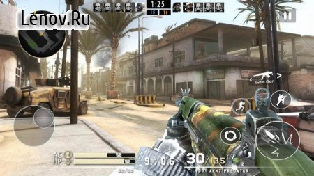 Counter Terrorist Sniper Hunter V2 v 1.1 (Mod Money)