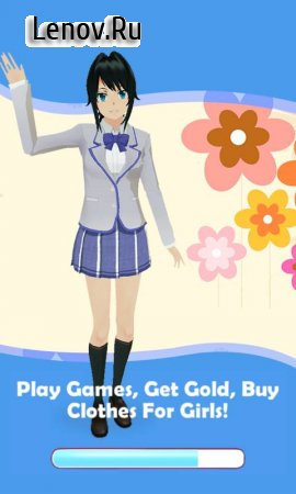 Talking Girl Friend v 1.1.1 (Mod Money)