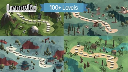Poly Bridge v 1.2.2 Мод (All Levels Unlocked)
