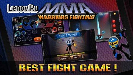 Stickman Warriors: UFB Fighting v 1.1.0 (Mod Money)