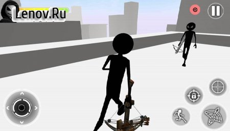 Stickman Crossbow v 2.8 Мод (Unlocked)