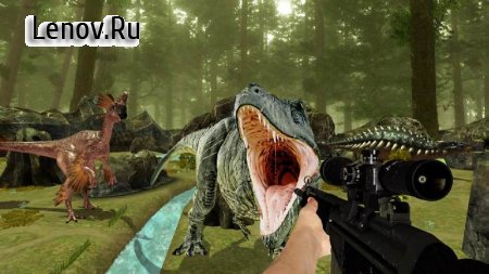 Dinosaur Hunt 2018 v 4.3 (Mod Money)