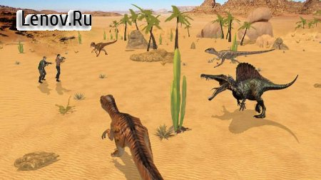 Dinosaur Hunt 2018 v 2.9 (Mod Money)