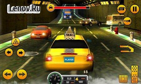Crazy Taxi Car Driving Game: City Cab Sim 2018 v 1.7 (Mod Money/Unlocked)