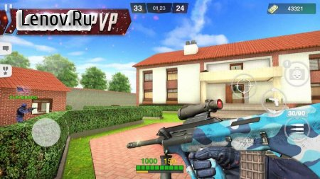 Special Ops: FPS PvP War-Online gun shooting games v 1.96 (Mod Money)