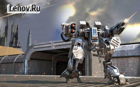 FUTURISTIC WAR ROBOTS v 1.1.1 (Mod Money)