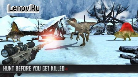 Dinosaur Hunter 2018 v 4.3 (Mod Money)