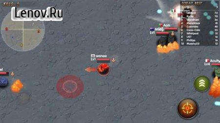 Clash Tank v 1.0.0 (Mod Money)