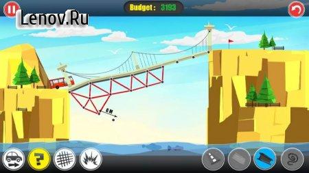 Path of Traffic- Bridge Building v 2.1.0 Мод (Unlocked)