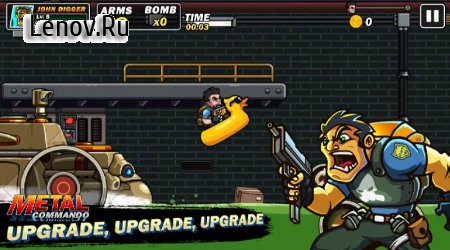 Metal Commando - Squad Metal Shooter v 43 (Mod Money)