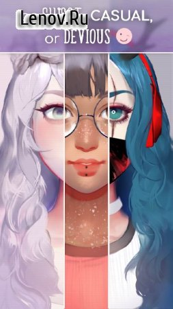 Live Portrait Maker: Girls v 2.32 Мод (The locking stop is 25252525)