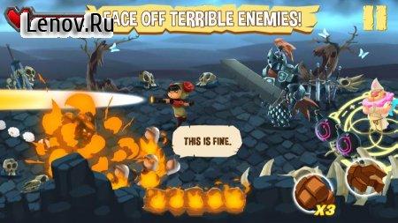 Golem Rage Demo v 0.9120 (God Mode)