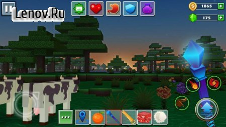 Exploration Lite Craft v 1.0.9 Мод (Unlimited Coins/Gems/Ad-Free)