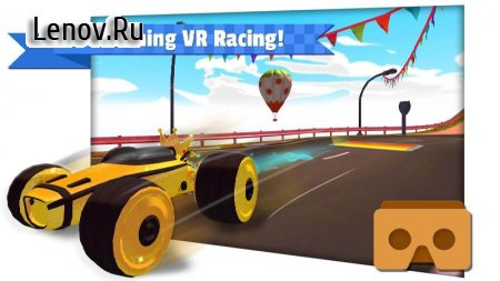 All-Star Fruit Racing VR v 1.4.2 Мод (Unlocked)