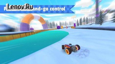 All-Star Fruit Racing VR v 1.4.2 Мод (Unlocked)
