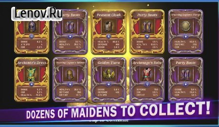 Crystal Maidens (18+) v 112 Мод (Premium)