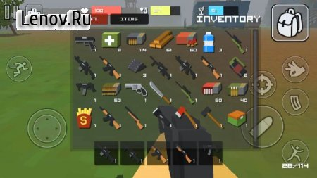 Zombie Craft Survival v 10.1 (Mod Ammo)