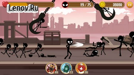 Stickman Fight v 1.3 Мод (Unlimited Coins)