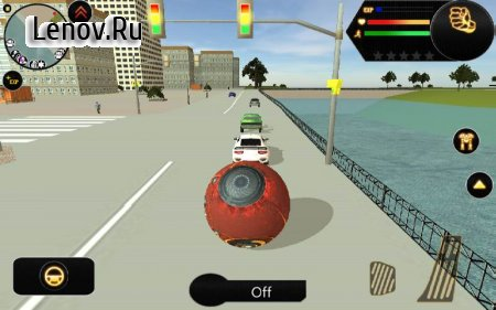 Robot Ball v 1.0 Мод (Unlimited Money/Upgrade points/Ad-Free)