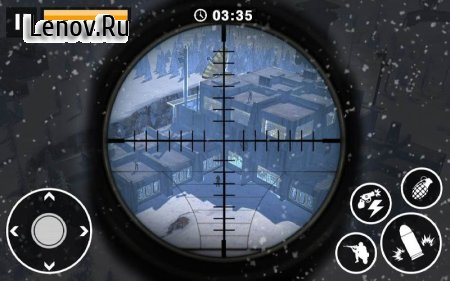 Call for War - Winter survival Snipers Battle WW2 v 2.0 (Mod Money)