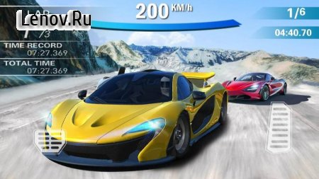 Crazy Racing Car 3D v 1.0.20 (Mod Money)