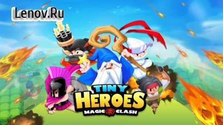 Tiny Heroes - Magic Clash v 0.1.129 (ONE HIT/GOD MOD)