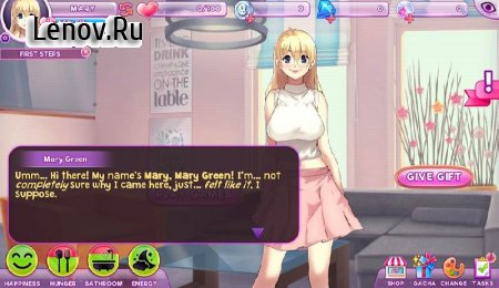 Pocket Waifu (18+) v 1.57.3 Mod (Money/Resurrection)