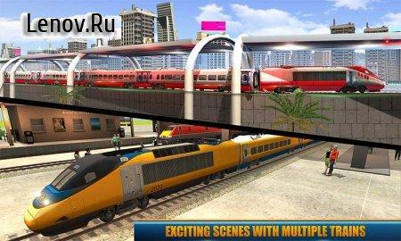 City Train Driving Adventure Simulator v 1.0.4 (Mod Money)